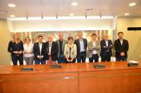 Urralburu presidirá la comisión de investigación del Aeropuerto de Corvera