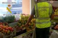 Sucesos.- Detenidas dos personas por el robo de 6.000 kilos de mandarinas