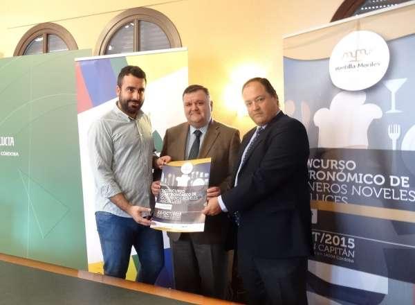 Eutopía se abre al vino de Montilla-Moriles con el I Concurso Gastronómico de Cocineros Noveles Andaluces