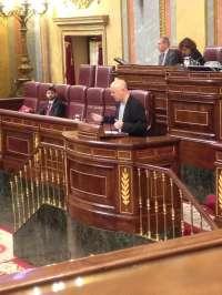 Elorza propone en el Congreso que las regatas sean reconocidas como Patrimonio Cultural Inmaterial de la Humanidad