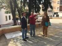 PP reclama a Cruz un aumento de la seguridad en la barriada del Rocío, que sufre