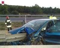Los accidentes mortales bajan un 19% y se reducen un 44% los heridos graves en lo que va de año