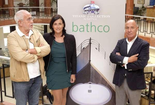La muestra 'Titanic: The Reconstruction' se instalará el próximo verano junto al paseo de Castilla-Hermida