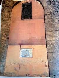 Ramos anuncia que un mural cerámico decorará la torre Albarrana de la Calle Carnicerías de Talavera