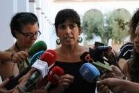 Diputados de Podemos donan 14.040 euros de dietas de junio y julio a asociaciones de atención infantil temprana