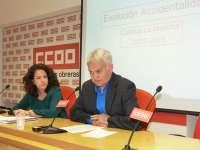 Gil (CCOO) insta al Gobierno de C-LM a que