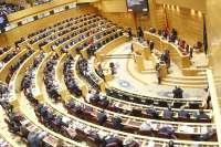 Los senadores del PP de CyL rechazan el 'céntimo verde' para la minería, pero dos senadoras de Córdoba se abstienen