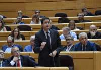Ningún senador del PP rompe la disciplina de voto en la votación del 'céntimo verde' para la minería