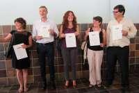 Los seis diputados de Podemos en la Asamblea Regional publican sus declaraciones de bienes