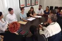 PSOE propone crear una oficina técnica municipal que coordine y ayude a entidades que reparten comida en Málaga