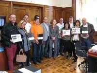 López Garnica entrega los premios del I Concurso Pinchos con Corazón