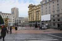 Los manifestantes ante los Premios Princesa podrán ocupar toda la plaza de La Escandalera