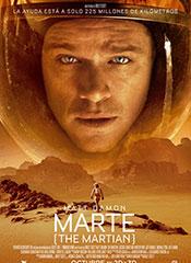 Marte (The Martian) - Cartel