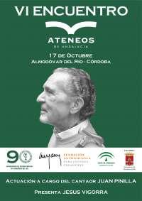 El escritor Antonio Gala es nombrado este sábado 'Ateneísta de Honor' de Andalucía