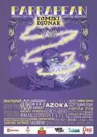 Bilbao inicia el festival 'Parrapean-Días de Cómics', con exposiciones, conferencias y una feria especializada