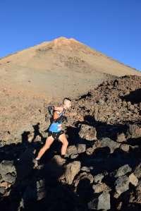 La 'Tenerife Blue Trail' reúne a 2.000 participantes y puntúa para la Copa de España