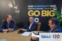 KIO Networks y Sistel firman un acuerdo de colaboración para llevar a las empresas andaluzas a la Nube