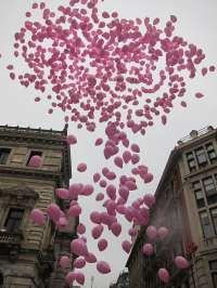 AECC Bizkaia insta a la sociedad a movilizarse a favor de la investigación contra el cáncer de mama