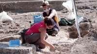 Cultura.- Itálica muestra en un documental los avances en la investigación sobre la Casa del Patio Rodio