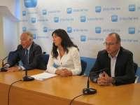 PP-A acusa al PSOE y C's de aportar
