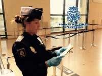 Sucesos.- Detenidas cuatro personas en 11 días en el aeropuerto con documentos de identidad falsos