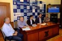 Ayuntamiento compartirá con colectivos las conclusiones del Plan Director y de Gestión del Arbolado de Málaga