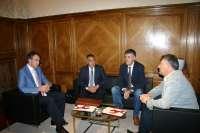 La Diputación destinará 40.000 euros más a la UNED de Ponferrada (León) para llegar a los 120.000 euros
