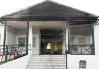 Unos 150 alumnos de educación infantil de Cartaya, sin clases por un incendio en el CEIP Juan Díaz Hachero