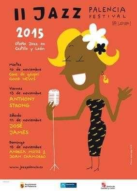 El Jazz vocal protagoniza el II Jazz Palencia al conmemorarse el centenario del nacimiento de Billie Holiday