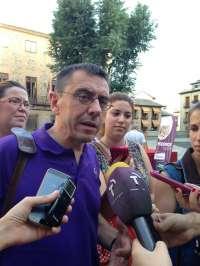 Monedero participa este domingo en encuentro participativo en Peligros