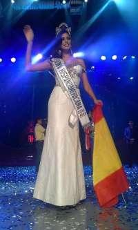 La albaceteña Sofía del Prado, nueva Reina Hispanoamericana 2015