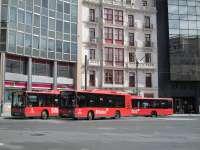 Los grupos junteros debatirán este lunes sobre la edad máxima para viajar gratis en el transporte público