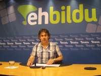 EH Bildu advierte de que sólo la