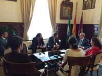 Sostenible.- El Ayuntamiento de Málaga estudia la implantación de un proyecto sobre el 'Internet de las cosas'
