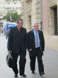 Vicente Sanz se sienta esta semana en el banquillo cinco años después de que tres exempleadas de RTVV denunciasen abusos