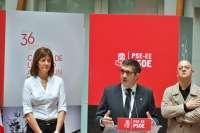 López (PSE) dice que el Estatuto