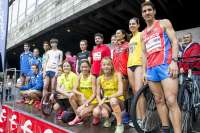 Un total de 10.122 corredores inscritos en la Carrera Popular Ibercaja