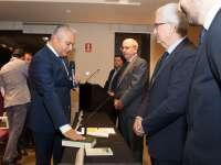 Domingo Villero toma posesión de nuevo del cargo de presidente de los ingenieros técnicos industriales andaluces