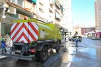 Málaga para la Gente pide que De la Torre comparezca para explicar las medidas con las que mejorar la limpieza