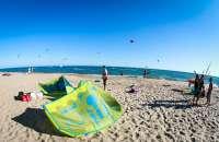 Turismo.- Huelva protagoniza el último número de 'Iksurfmag', la revista de 'kitesurf'