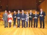 Teruel Ciudad del Amor recibe el Premio Excelentia a la mejor proyección de Aragón en el exterior
