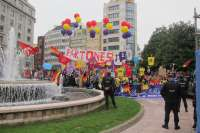 Nuevas Generaciones pide la dimisión de los líderes de Somos e IU tras la protesta por los Premios Princesa