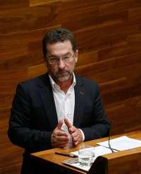Alonso destaca el esfuerzo del Principado para mantener congeladas las tasas universitarias durante cuatro años