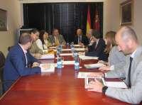La CARM y el Ayuntamiento de Murcia aúnan esfuerzos para dar un impulso a la Zona de Actividades Logísticas