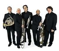 El quinteto de metales Spanish Brass Luur Metalls actúa este lunes en el Teatro Liceo de Salamanca