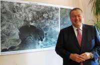 Fomento muestra su satisfacción ante la próxima adjudicación del proyecto para regenerar la Bahía de Portmán