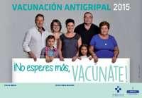 Una de cada cuatro personas mayores de 64 años ya se ha vacunado contra la gripe