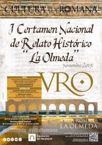 Diputación de Palencia convoca el I Certamen Nacional de Relato Histórico 'La Olmeda' para dar a conocer este yacimiento
