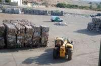 Sadeco recupera más de siete millones de kilos de residuos inertes en el Complejo Medioambiental
