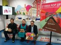 Diez jóvenes emprendedores presentarán sus negocios en la II Feria Pop Up